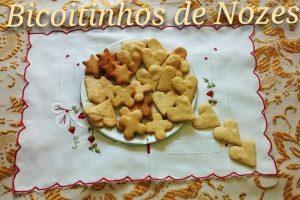 Biscoitinhos de nozes