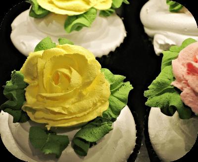 Rosas Cupcake