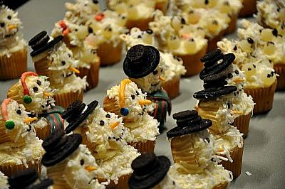 Cupcakes decorado