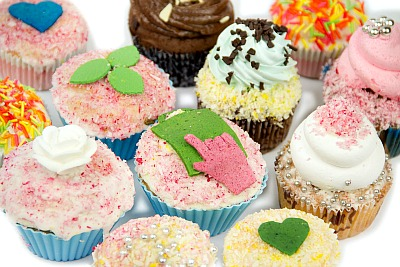 Cupcake variado