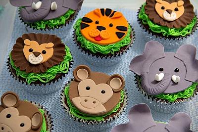 Cupcake Bichos