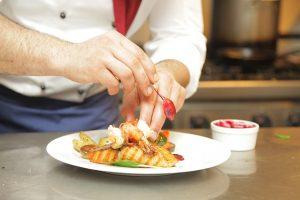 Aprendendo gastronomia
