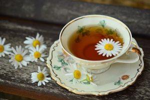 Chá Receitas